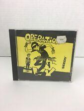 Operation Ivy Seedy CD Karma Kredit Records Canada 1993