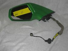 OEM 10 11 12 13 14 15 Chevy Camaro Left Side Power Mirror Green (100)