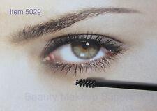 50 Mini Lower Lash Mascara Applicators Disposable Makeup Brush Wand Tool || 5029