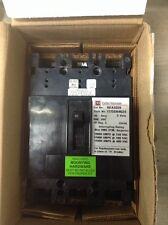 Cutler-Hammer RFA3020 20 Amp 3 Pole 600 Vac Type FA AB De-Ion Circuit Breaker
