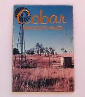 Cobar NSW Outback Windmill Australia Souvenir Magnet Vintage (R11)