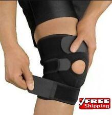 Neoprene Patella Elastic Knee Brace Support GYM NHS Adjustable Stabilising Strap