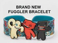 Brand New Spin Master Fuggler Mrs McGettricks Funny Ugly Monster Slap Bracelet