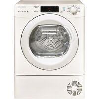 Refurbished Candy GSVH9A2TE Smart Freestanding Heat Pump 9KG Tumble Dryer