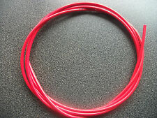 2 metre coil 4mm JAGWIRE L3 RED Derailleur Gear  Lined Housing OUTER CABLE