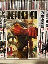 One Punch Man vol. 1-19 English