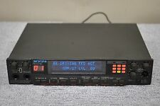 Zoom 9050 Multi Effects Guitar Processor Vintage One knob Missing AS-IS