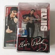 Elvis Presley '68 Comeback Special McFarlane's Rock n' Roll figurine in package