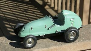 Vintage OHLSSON & RICE TETHER CAR Spindizzy Toy