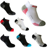 Men's Professional Sports Ankle Socks Hiking Athletic Soft Fast Dry Towel Socks