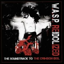 W.A.S.P. - REIDOLIZED: THE SOUNDTRACK TO THE CRIMSON IDOL [2/2] * NEW CD