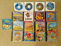 Lot of 17 PC - Computer games