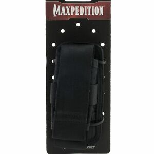 Maxpedition Advanced Gear Research AGR SES Sheath Tool Knife Pouch Black