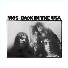 MC5 - Back In The USA 180G LP REISSUE NEW Wayne Kramer