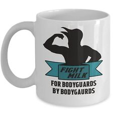 Funny TV Show Fanatic Mug - Fight Milk Coffee & Teacup - Best TV Series Fan Gift