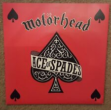 "MOTORHEAD 'ACE OF SPADES - 7"" VINYL SINGLE - 2005 REISSUE"