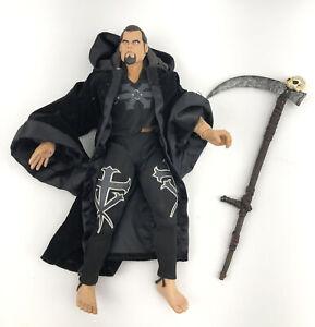 "WWE Federation Fighters 12"" Ministry Of Darkness Undertaker Figure Jakks Cloth"
