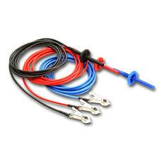 Megger 6231-654 Dual TDR2000 Lead set with miniature clips