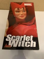 2003 SCARLET WITCH Statue,Marvel Avengers/Adversaries DiamondSelectToys 539/3000