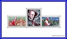 DAHOMEY 1966 POPE PAUL VI in UNO/ONU S/S SC#C41a MNH RELIGION, ARCHITECTURE