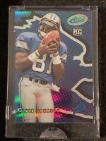 2007 eTopps Football - Calvin Johnson #8 RC - /1999 In Hard Case - Detroit Lions