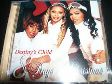 Destiny's Child / Beyonce 8 Days of Christmas Australian CD - New