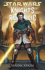 Star Wars Knights o/t Old Republic Vol 6: Vindication Miller & Ching 2009 Tpb