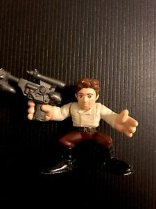Star Wars™ GALACTIC HEROES Han Solo (Sarlacc Pit) PLAYSKOOL Retired Run