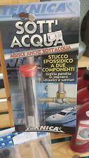 STUCCO EPOSSIDICO BICOMPONENTE SOTT'ACQUA - STICK  65 GRAMMI