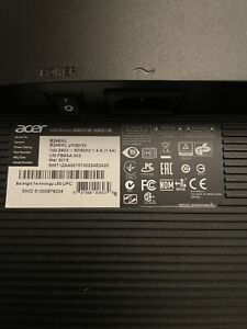 """Acer B246WL 24"""" Widescreen LED LCD Monitor"""
