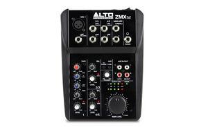 ALTO ZMX 52 5 CHANNEL MIXER LAST ONE IN STOCK!