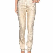 JUST CAVALLI WOMENS DENIM PANTS