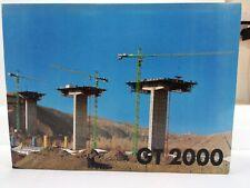 Conrad BPR Cadillon Gt 2000 Tower Crane