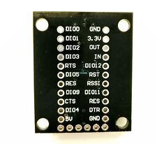 XBee Explorer Regulated 5V-16V 3.3V to 3.3V Regulator with LEDs XBee Socket