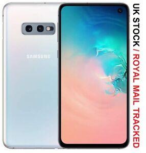 Samsung Galaxy S10e SM-G970F - 128GB - Prism White Unlocked Dual SIM UK Version