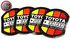 Vintage High Mileage Sticker Decal Die-Cut For TOYOTA FJ CRUISER 4Runner TACOMA