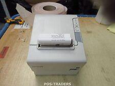 TESTED Epson TM-T88V 88V M244A Bondrucker WEISS USB PARALLEL Thermodrucker + PSU