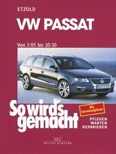 Reparaturanleitung VW Passat 3C so wirds gemacht Etzold Band 136