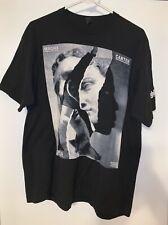 Jay-Z Magna Carter World Tour Concert Hip Hop Rap Black T-Shirt XL 2013