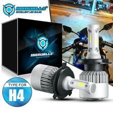 H4 9003 Hb2 Cree Led Headlight Bulb High/Low for Honda Car Bike Motorcycle Motor (Fits: Bourget's Bike Works)
