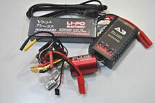 E199-E200-LP7427-A8EU Combo Moteur électrique PULSE BRUSHLESS SANS BALAIS