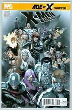 X-Men: Legacy #245 April 2011 VF/NM