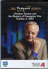 Bill Moyers Journal: Christian Zionism and the Rhetoric of Preemptive War (DVD)