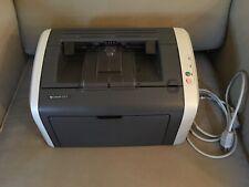HP LaserJet 1012 Laser Printer PAGE COUNT = 1551