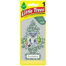 Little Trees LEATHER Car Air Freshener