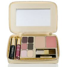 Clarins Make-up Vanity Palette in Gold Case- New in Box