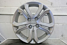 "1 x Genuine Original Peugeot 208 16"" Alloy Wheel in Silver, Allure 9673773677 6J"
