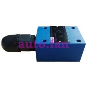 德国原装Rexroth力士乐插装式液压溢流阀 可调 手动DBDS6P1A/315