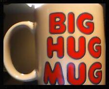BIG HUG MUG COFFEE CUP FTD HBO True Detective Matthew McConaghey Tv sHOW #