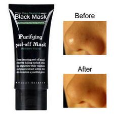 Genuine Face Mask Nose Blackhead Acne Pore Deep Remover Cleansing Black Mud AU